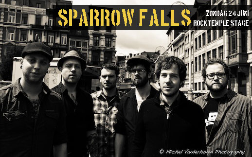 Sparrow Falls