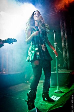 Delain, ParkCity Live, Park Bekkerveld, 23 juni 2012