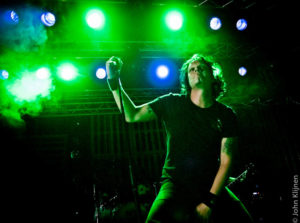 My Favourite Scar in de Rock Temple Stage tijdens ParkCity Live, Park Bekkerveld, 23 juni 2012