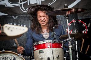 The Deaf live tijdens ParkCity Live, Park Bekkerveld, 23 juni 2012