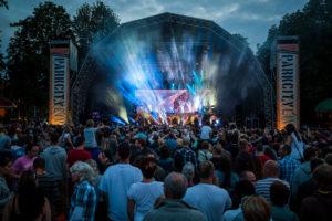 Parkcity Live 2012 Sfeer Mainstage