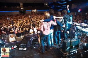 Peter Beeker & Ongenode gaste als voorconcert voor KANE in concert, Rodahal, Kerkrade 23-3-2013