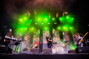 De Staat live tijdens ParkCity Live, Heerlen 5-7-2014
