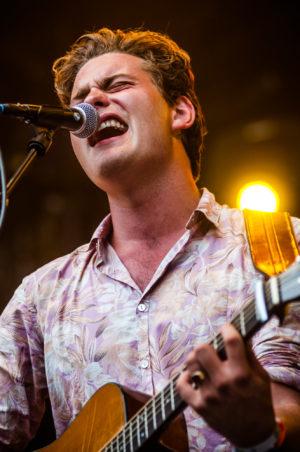 Douwe Bob live op ParkCity Live, Heerlen 5 juli 2014