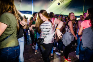 Dance Area op ParkCity Live, Heerlen 5 juli 2014