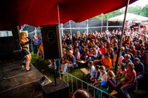 Lola Lee live op ParkCity Live, Heerlen 5 juli 2014