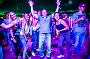 Dance Area tijdens ParkCity Live, Heerlen 6-7-2014