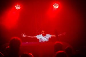 Sandro Silva live in de Dance Area op ParkCity Live, Heerlen 5 juli 2014