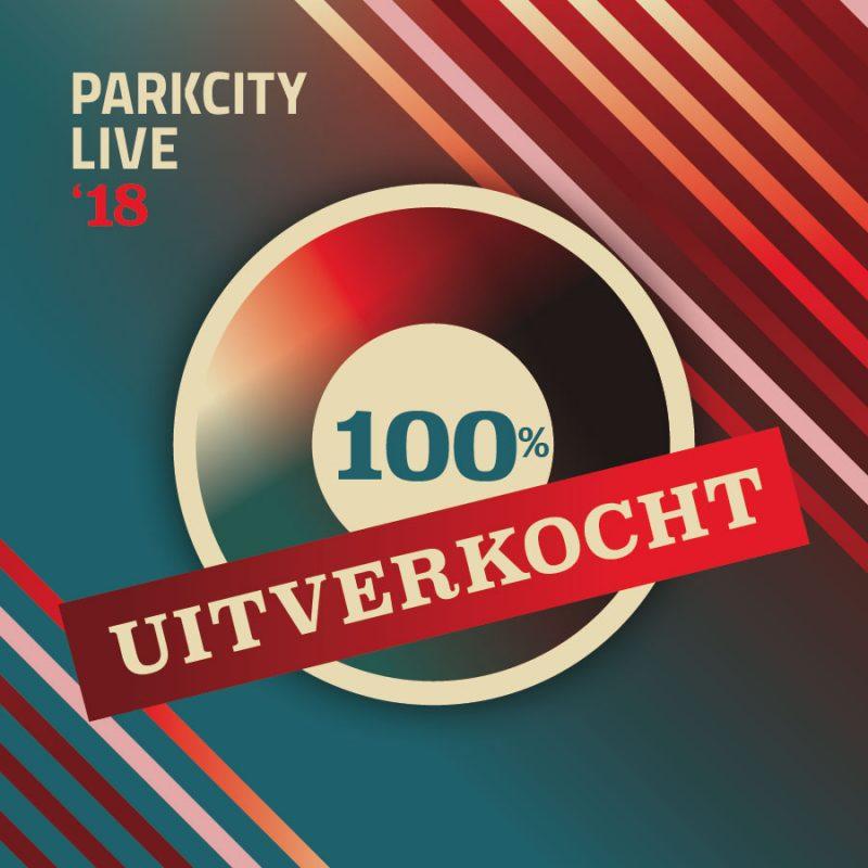 ParkCity 2018 Live uitverkocht